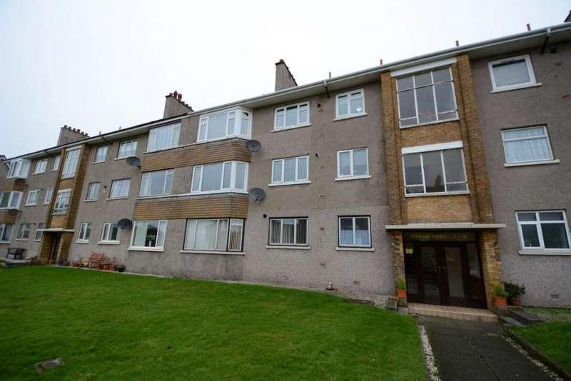 2 Bedrooms Ground Flat for sale in 2 Overton Court, West Kilbride, KA23 9HG