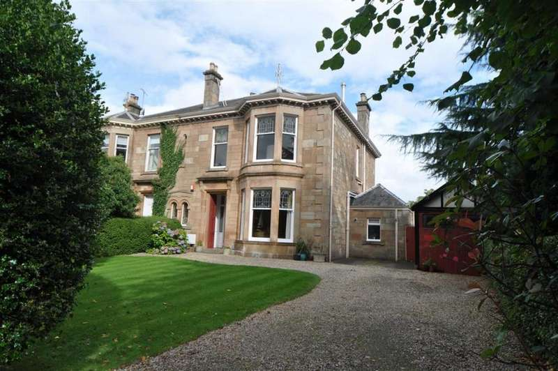 5 Bedrooms Semi Detached House for sale in 47 Langside Drive, Newlands, G43 2QQ