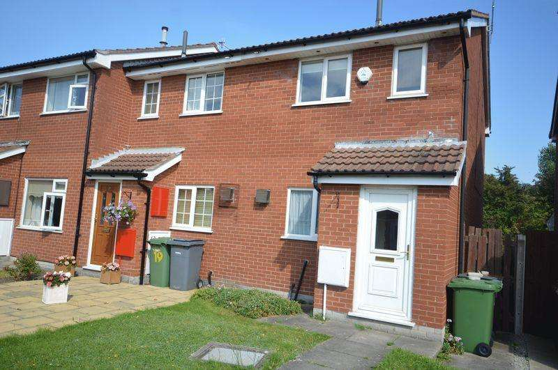 2 Bedrooms Semi Detached House for sale in Kale Close, West Kirby