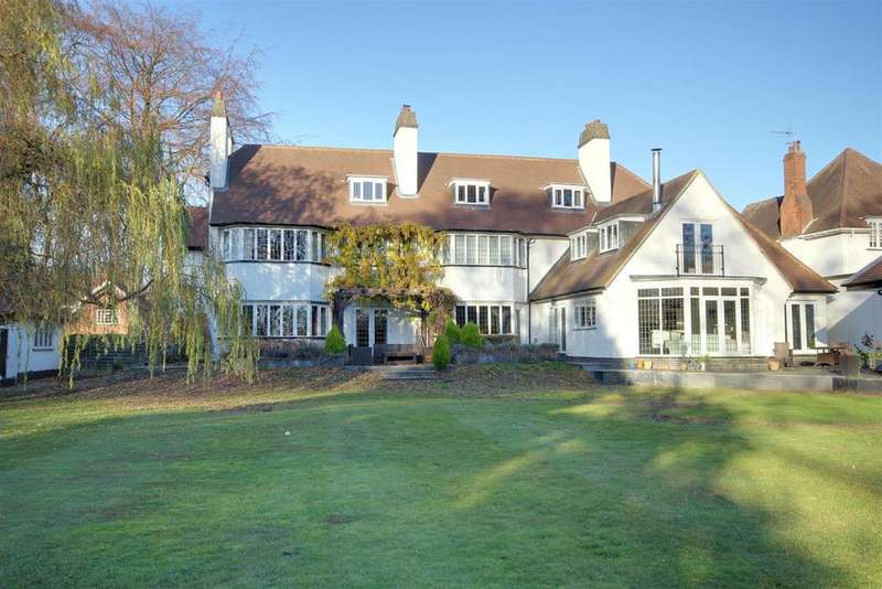6 Bedrooms Detached House for sale in Westfield Park, Elloughton