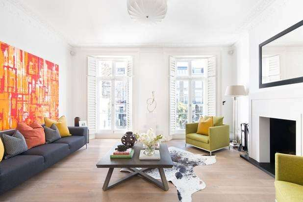 3 Bedrooms House for sale in Ledbury Road, London, W11