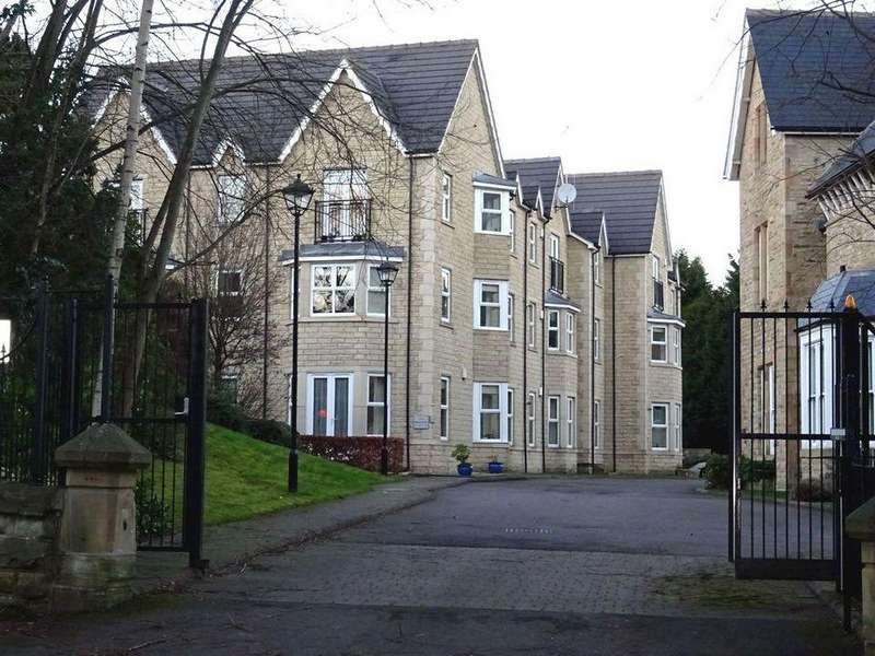 2 Bedrooms Apartment Flat for sale in Appartment 5 Lyon, 2 Kenwood Court, Sheffield, S7 1NT