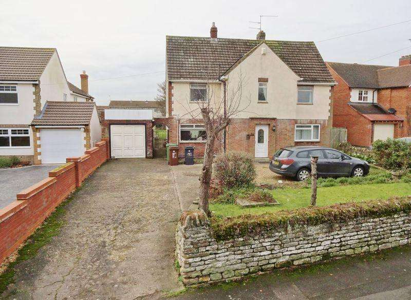 3 Bedrooms Detached House for sale in High Street, Old Village, Corby