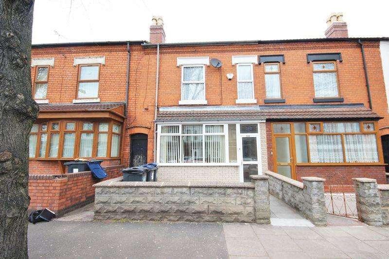 4 Bedrooms Terraced House for sale in Somerville Road, Birmingham