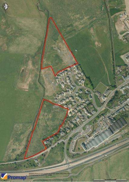 Land Commercial for sale in Mill Of Ogilvie, Blackford, Perthshire, PH4