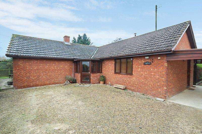3 Bedrooms Bungalow for sale in ALLENSMORE