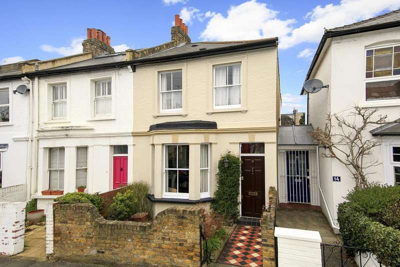 3 Bedrooms House for sale in Antrobus Road, London