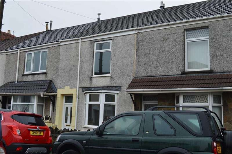 3 Bedrooms Terraced House for sale in Argyle Street, Swansea, SA1