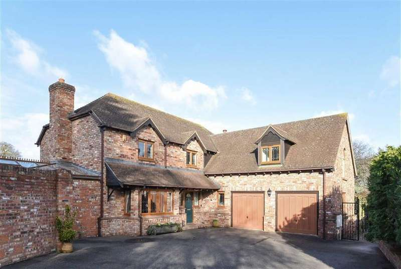 4 Bedrooms Detached House for sale in Exmouth Road, Budleigh Salterton, Devon, EX9