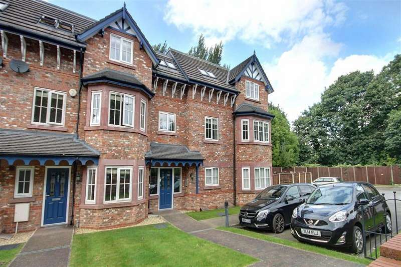 2 Bedrooms Apartment Flat for sale in Stockport Road, Timperley, Cheshire