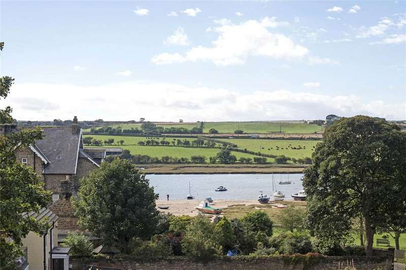 3 Bedrooms Flat for sale in Estuary Drive, Alnmouth, Alnwick, Northumberland
