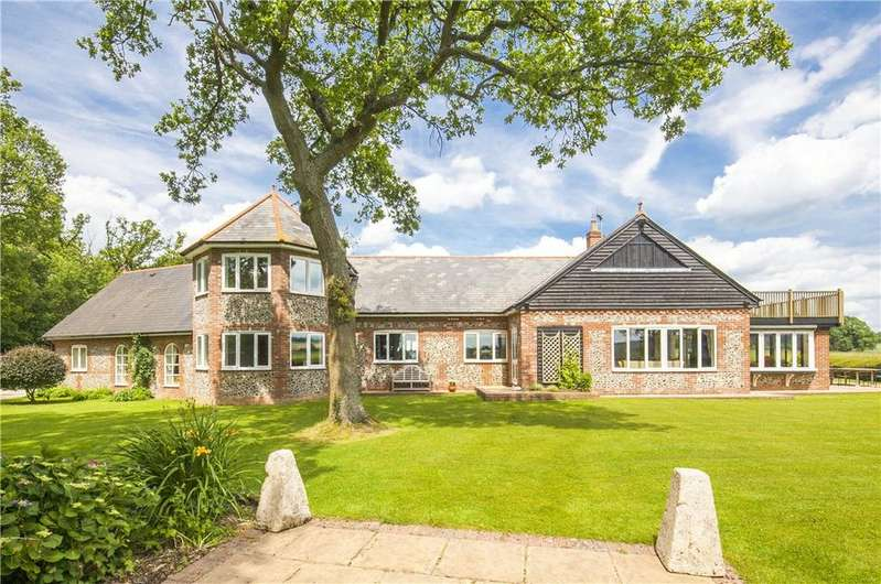 6 Bedrooms Detached House for sale in Oakley Wood, Wallingford, Oxfordshire, OX10