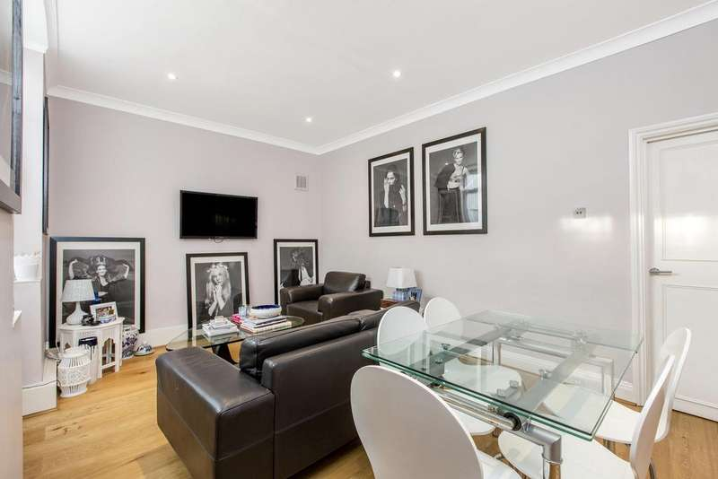 2 Bedrooms Flat for sale in Lupus Street, SW1V