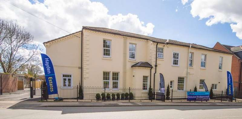2 Bedrooms Apartment Flat for sale in Springhill Court, Kidderminster Road, Bewdley