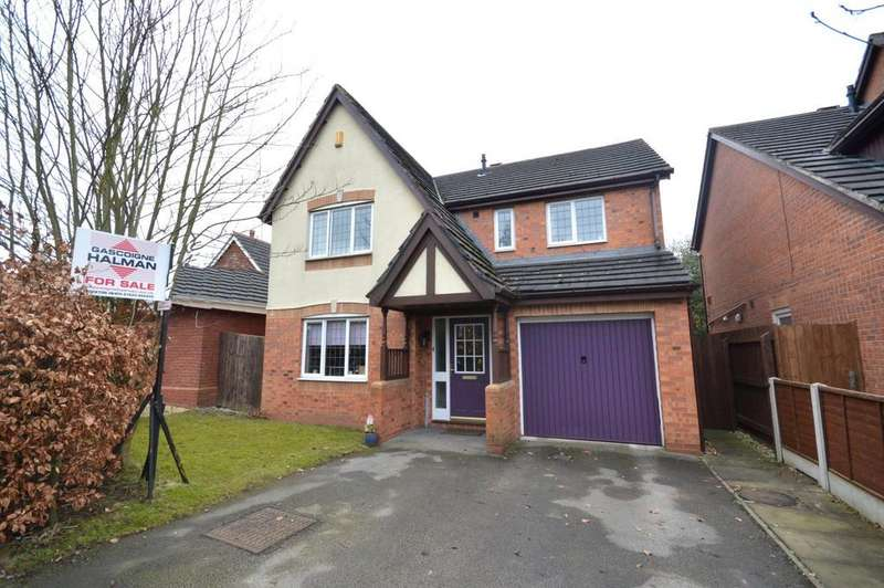 4 Bedrooms Detached House for sale in Bridgewater Grange, Preston Brook