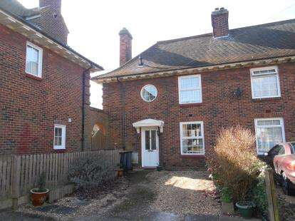 3 Bedrooms End Of Terrace House for sale in East Square, Shortstown, Bedford, Bedfordshire