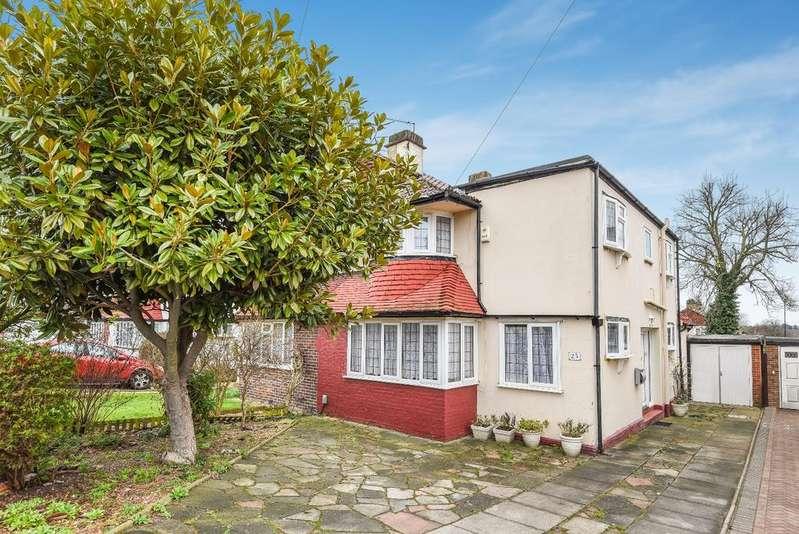 5 Bedrooms Semi Detached House for sale in Pragnell Road Lee SE12