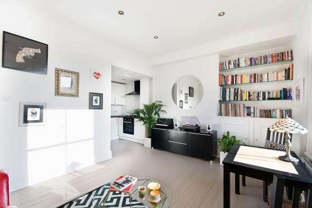 1 Bedroom Flat for sale in St Charles Square, London, W10