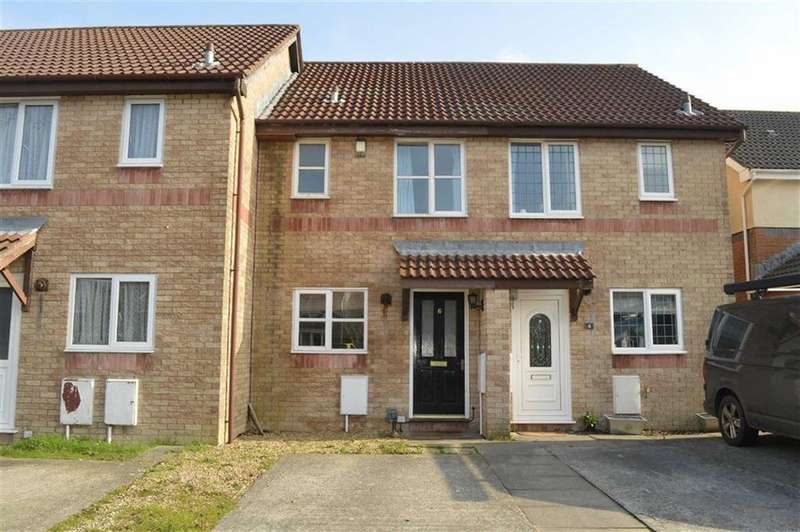 2 Bedrooms Terraced House for sale in Ffordd Y Gamlas, Gowerton, Swansea