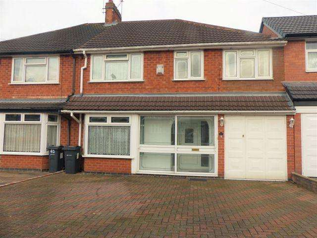 4 Bedrooms Semi Detached House for sale in Grestone Avenue,Handsworth Wood,Birmingham