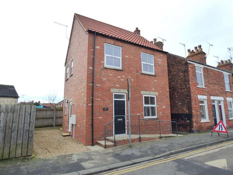 3 Bedrooms Detached House for sale in Cherry Tree House, Cherry Tree Lane, Beverley, East Yorkshire, HU17 0BD