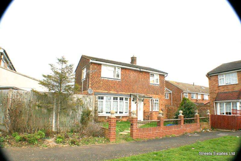 3 Bedrooms Detached House for sale in Strood, Kent ME2