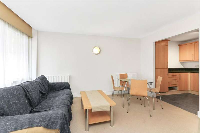 1 Bedroom Flat for sale in Moore House, Cassilis Road, London