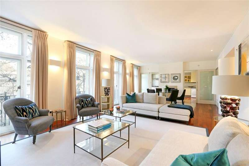 3 Bedrooms Flat for sale in Dalmeny House, 9 Thurloe Place, London, SW7