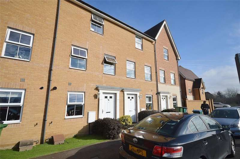 4 Bedrooms Terraced House for sale in The Meadows, Watford, Hertfordshire, WD25