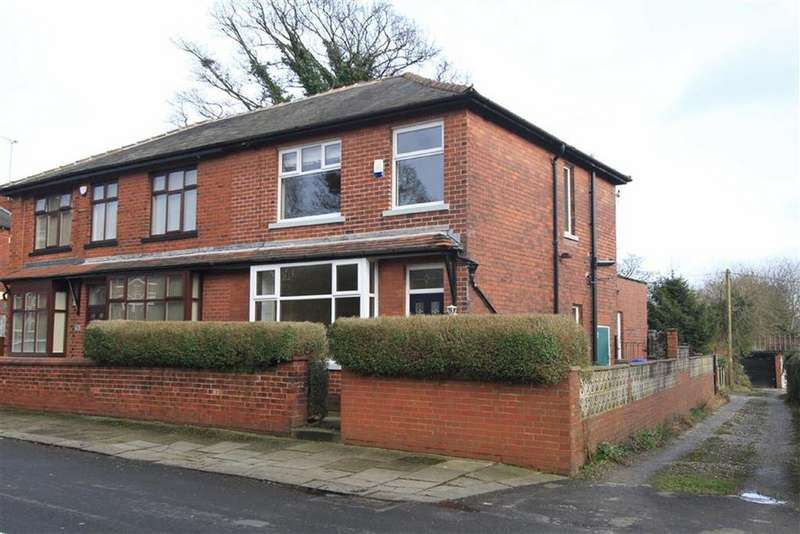 3 Bedrooms Semi Detached House for sale in 2, Rooley Street, Meanwood, Rochdale, OL12