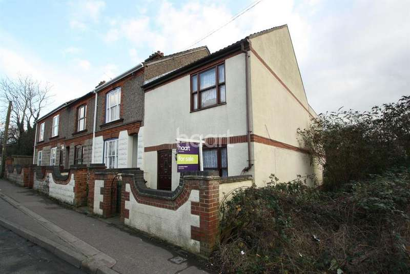 3 Bedrooms End Of Terrace House for sale in Norwich Road, Thetford