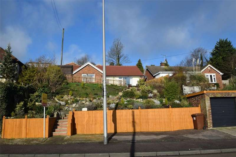 3 Bedrooms Detached Bungalow for sale in Princes Avenue, Walderslade, Kent