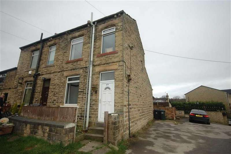 1 Bedroom Terraced House for sale in Lee Green, Mirfield, WF14