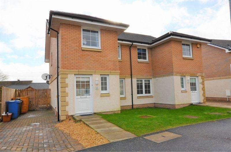 3 Bedrooms Semi-detached Villa House for sale in 25 Primpton Avenue, Dalrymple, KA6 6EL