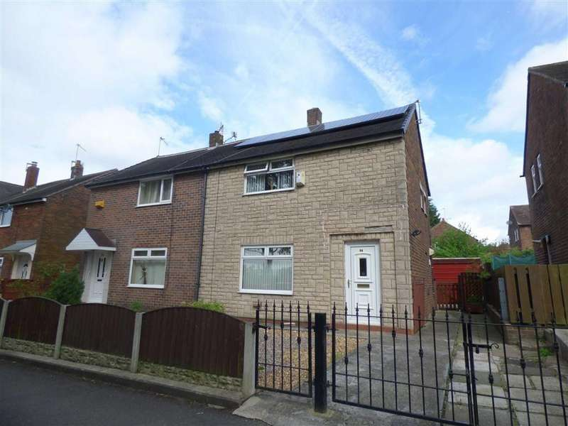 2 Bedrooms Semi Detached House for sale in St Martins Road, Oldham, OL8
