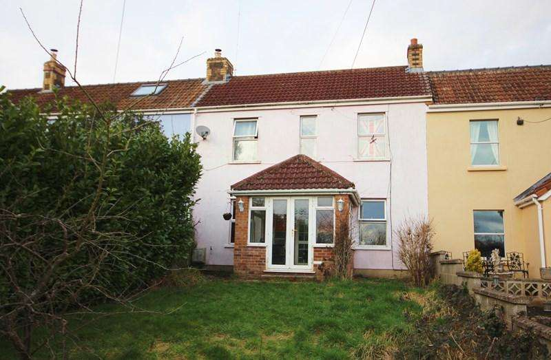 3 Bedrooms Terraced House for sale in Maynard Terrace, Clutton, Bristol