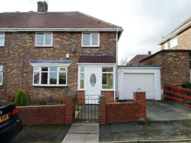 3 Bedrooms Semi Detached House for sale in PALMERSTON ROAD, PENNYWELL, SUNDERLAND SOUTH