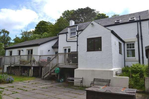 5 Bedrooms Detached House for sale in Denecroft Lodge, Brodick, Arran, KA27 8BY