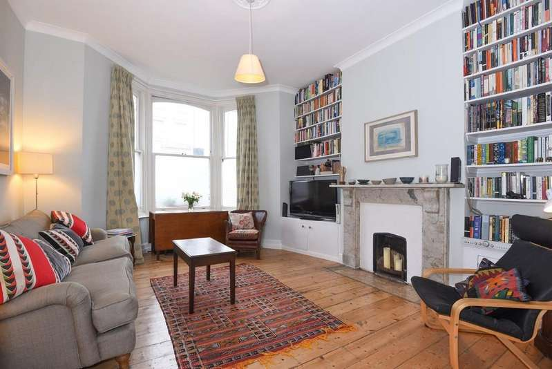 2 Bedrooms Apartment Flat for sale in Wilberforce Road, N4 2SW