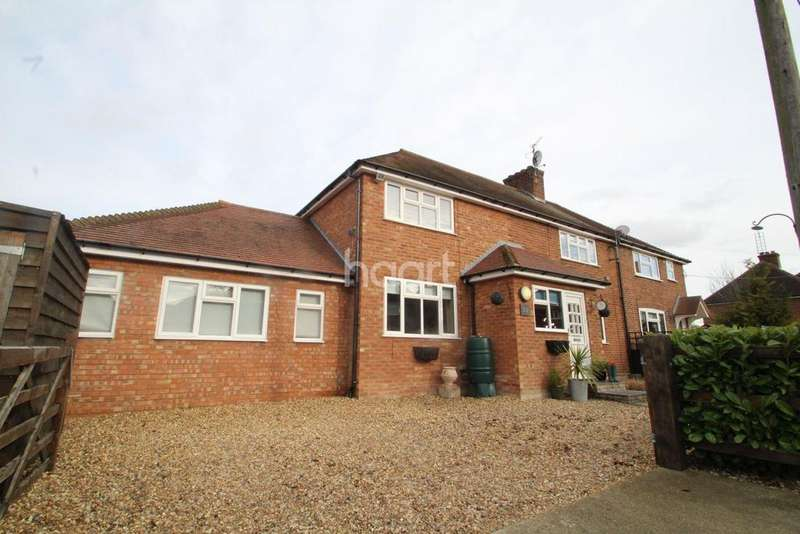 4 Bedrooms Semi Detached House for sale in Portway, Melbourn, Hertfordshire