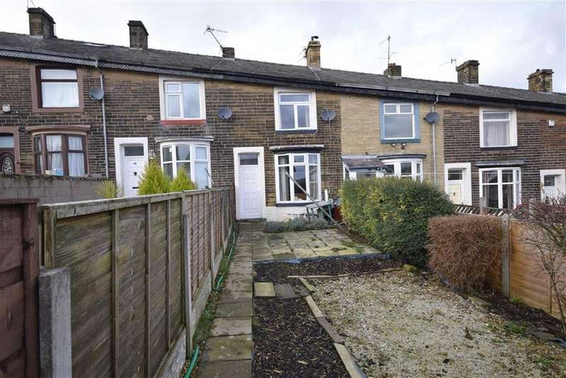 2 Bedrooms Terraced House for sale in Berkeley Street, Nelson, Lancashire