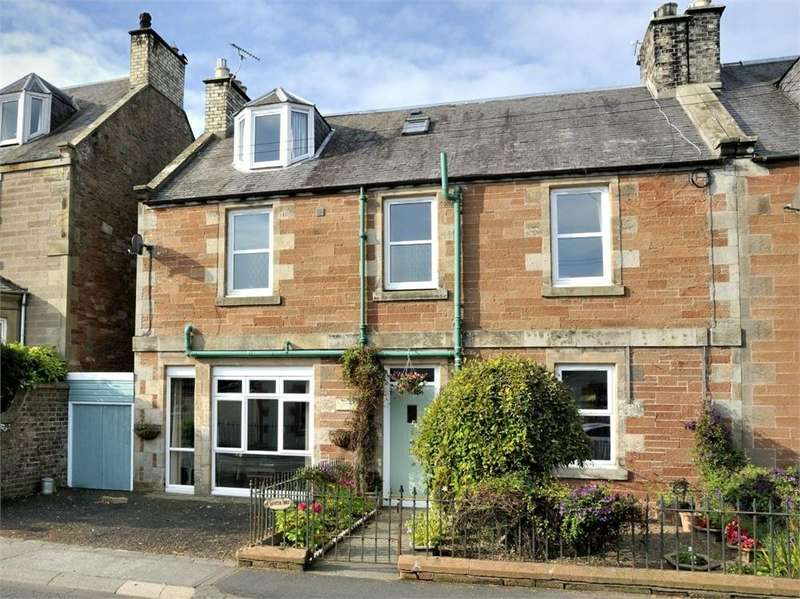 6 Bedrooms End Of Terrace House for sale in Main Street, Newtown St Boswells, Melrose, Scottish Borders