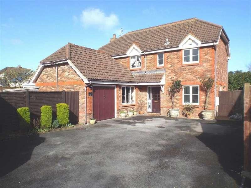 4 Bedrooms Detached House for sale in Gardenhurst, Burnham-on-Sea