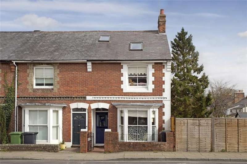 4 Bedrooms End Of Terrace House for sale in Hyde Abbey Road, Winchester, Hampshire, SO23