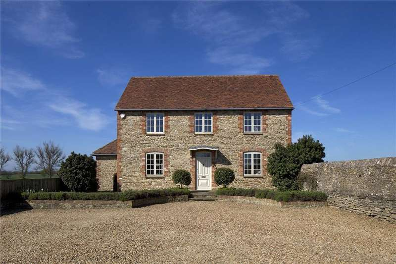 6 Bedrooms Detached House for sale in Nr Longworth, Abingdon, Oxfordshire, OX13