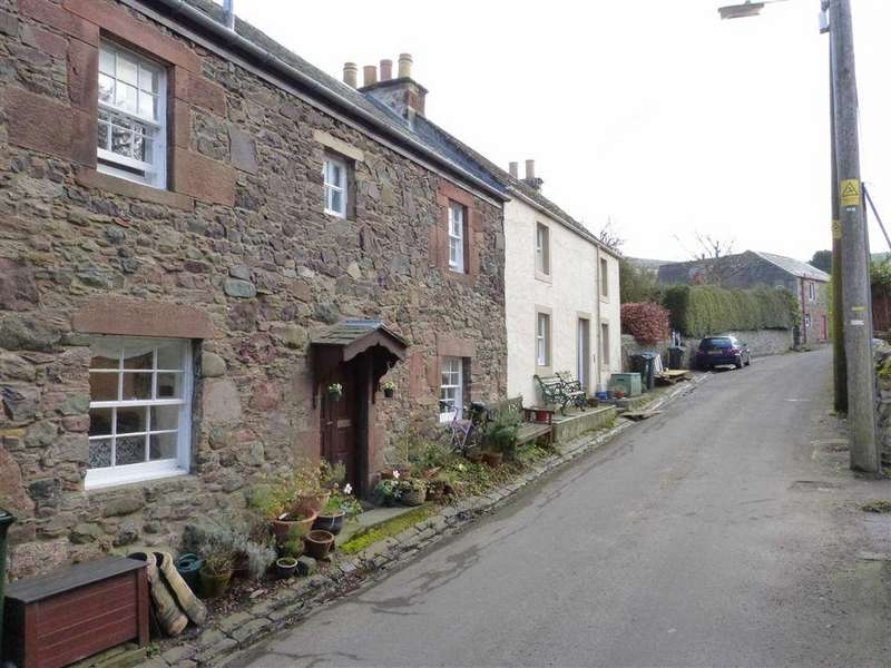 2 Bedrooms Cottage House for sale in Kirk Wynd, Abernethy, Perthshire