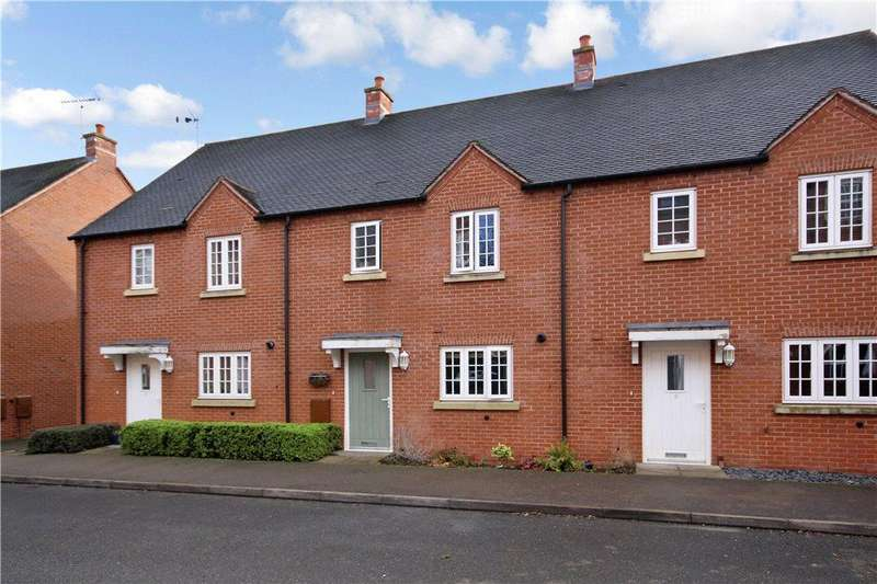 3 Bedrooms Terraced House for sale in William James Way, Henley-in-Arden, B95