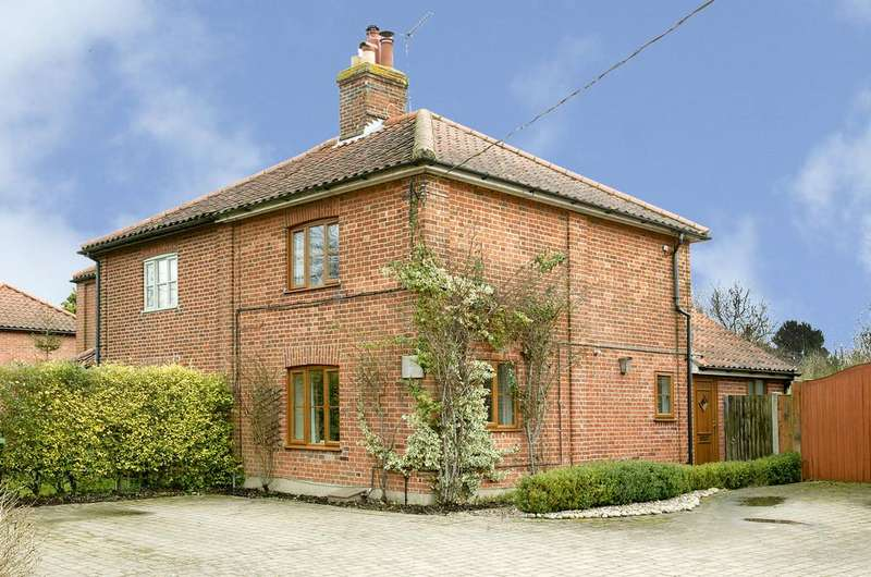 2 Bedrooms Cottage House for sale in High Common, Swardeston