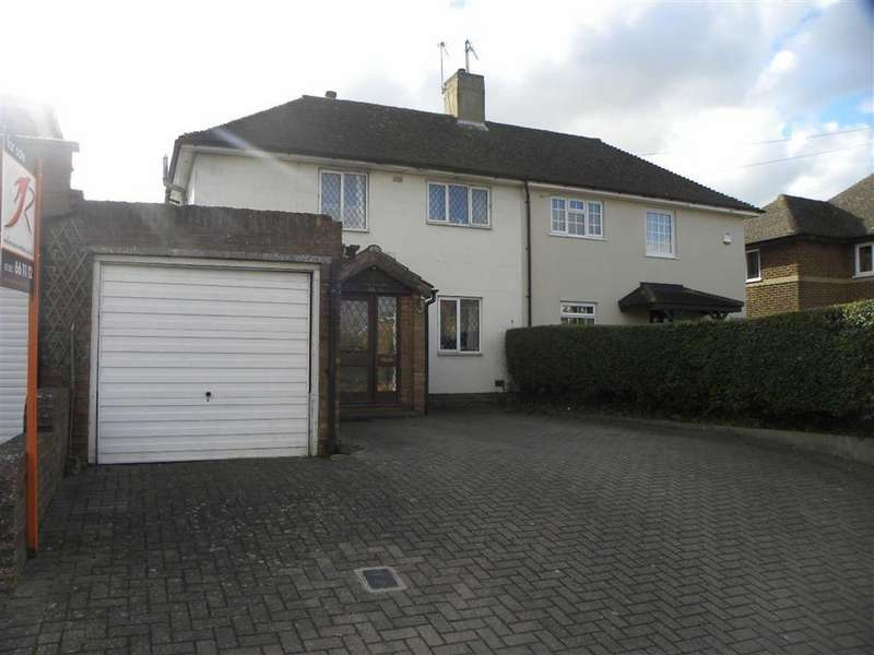 4 Bedrooms Semi Detached House for sale in Totternhoe Road, Dunstable, Bedfordshire, LU6