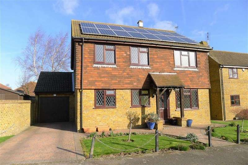 4 Bedrooms Detached House for sale in The Street, Sittingbourne, Kent, ME9